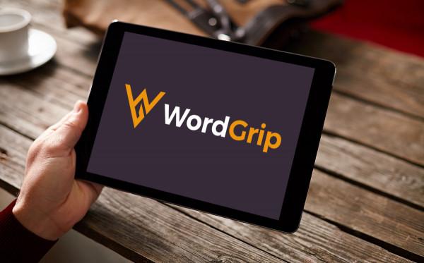Sample branding #2 for Wordgrip
