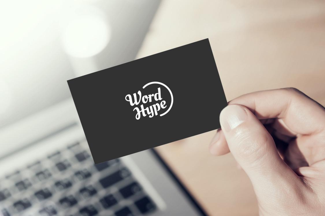 Sample branding #2 for Wordhype