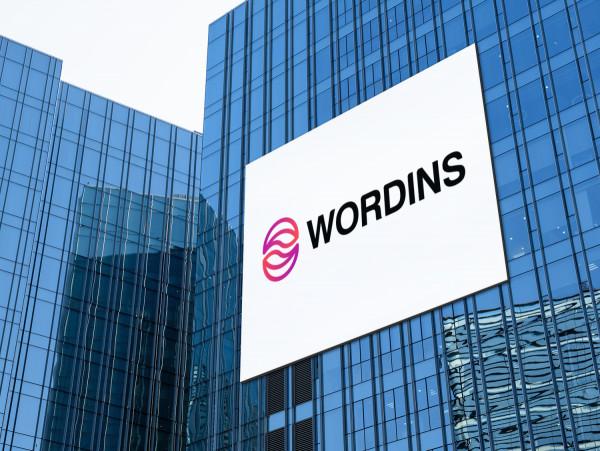 Sample branding #1 for Wordins
