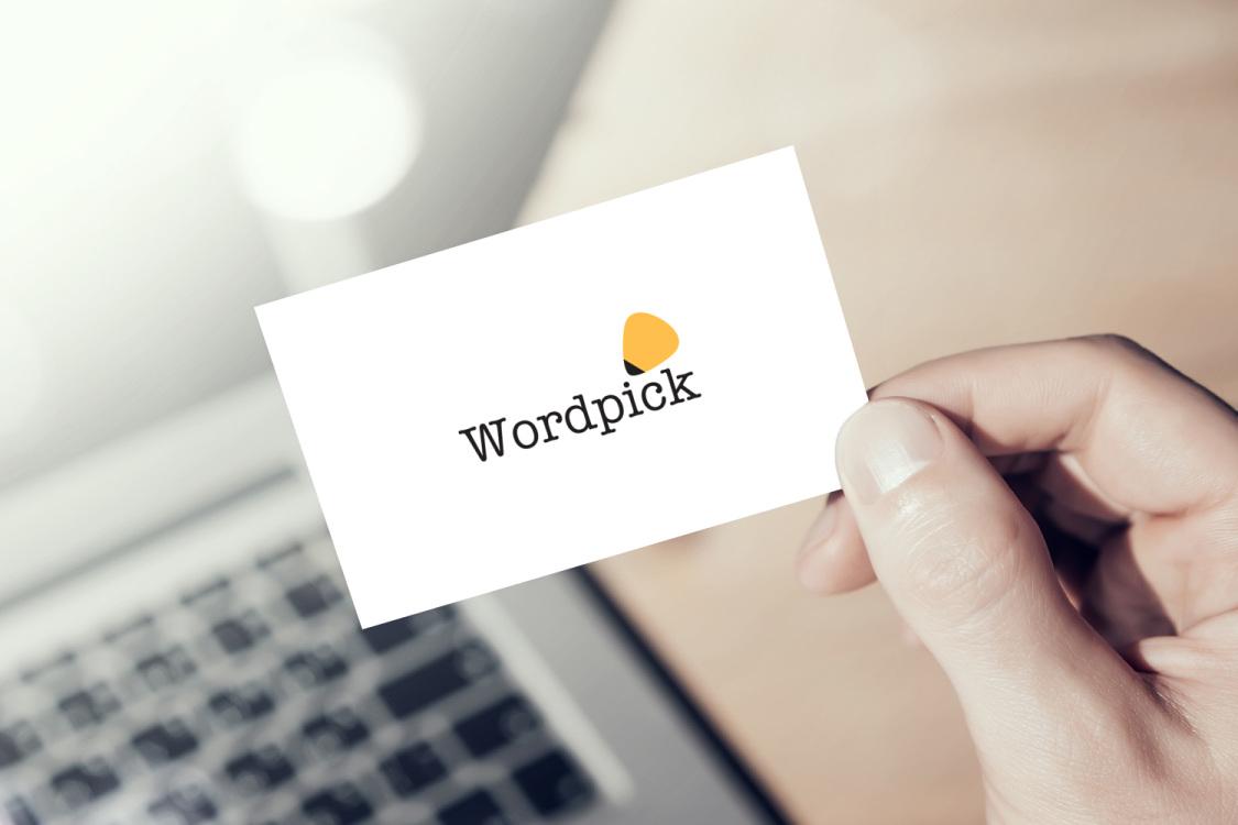 Sample branding #1 for Wordpick