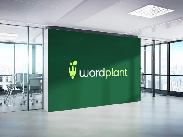 Sample branding #1 for Wordplant