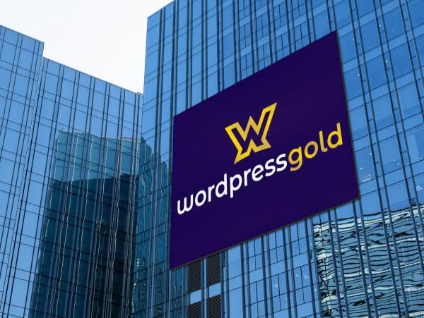 Sample branding #1 for Wordpressgold