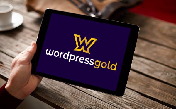 Sample branding #3 for Wordpressgold