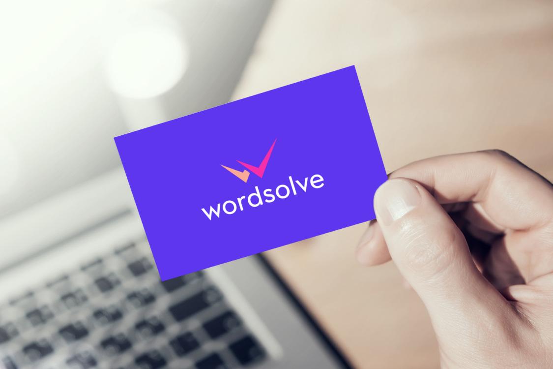 Sample branding #3 for Wordsolve