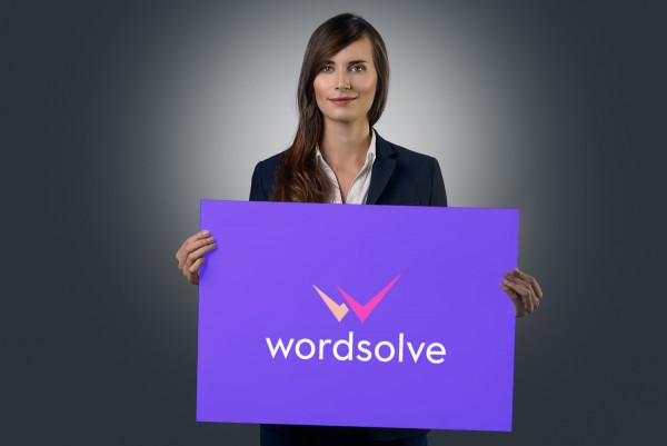 Sample branding #2 for Wordsolve