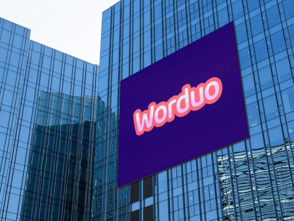 Sample branding #3 for Worduo