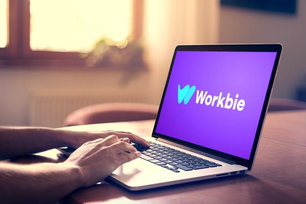 Sample branding #1 for Workbie