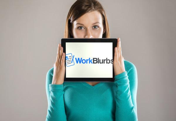 Sample branding #3 for Workblurbs