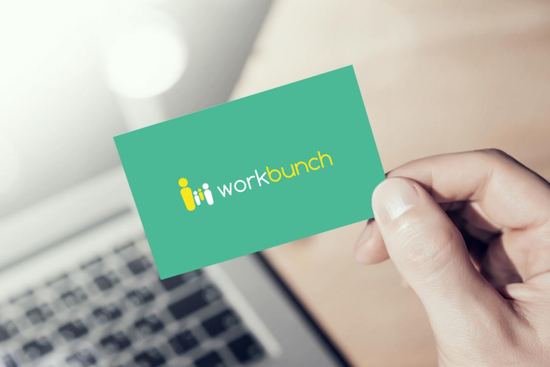 Sample branding #3 for Workbunch