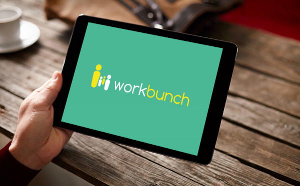 Sample branding #1 for Workbunch