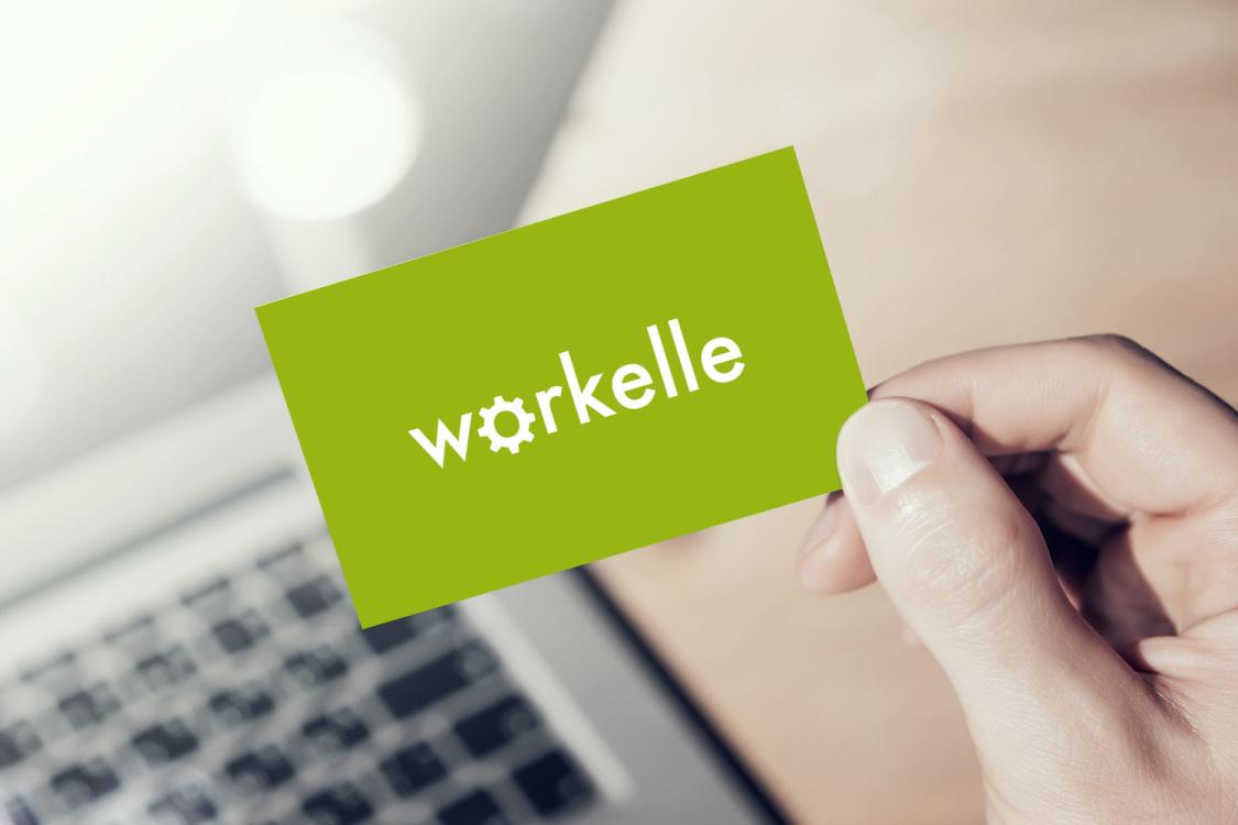 Sample branding #1 for Workelle