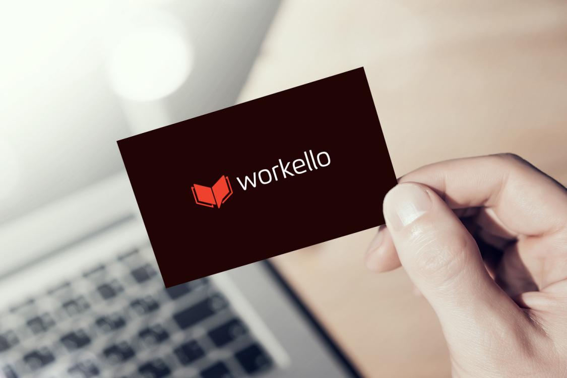 Sample branding #3 for Workello