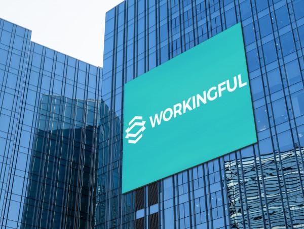 Sample branding #3 for Workingful