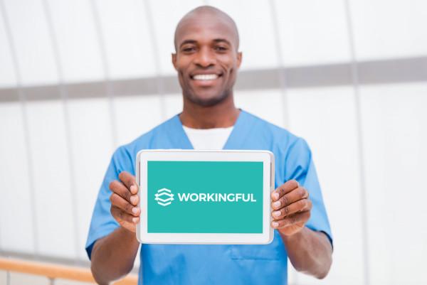 Sample branding #1 for Workingful