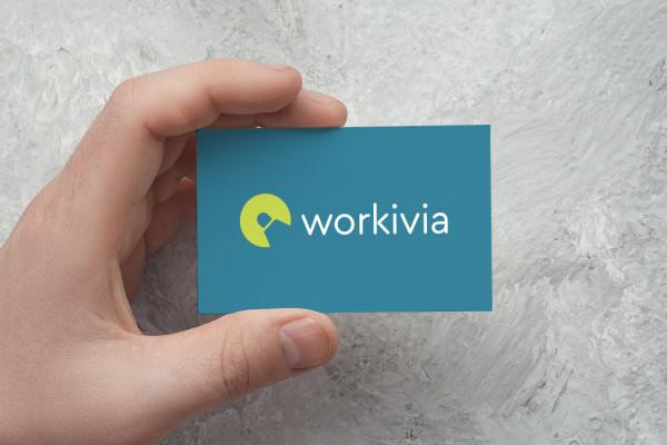 Sample branding #3 for Workivia