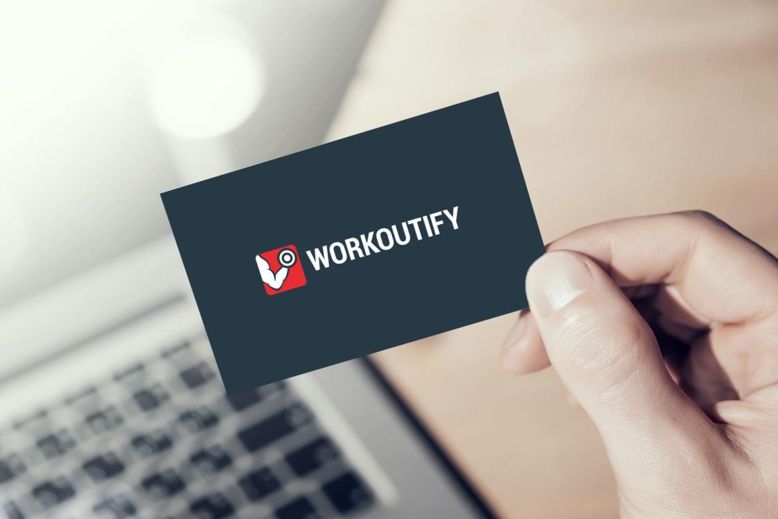 Sample branding #3 for Workoutify