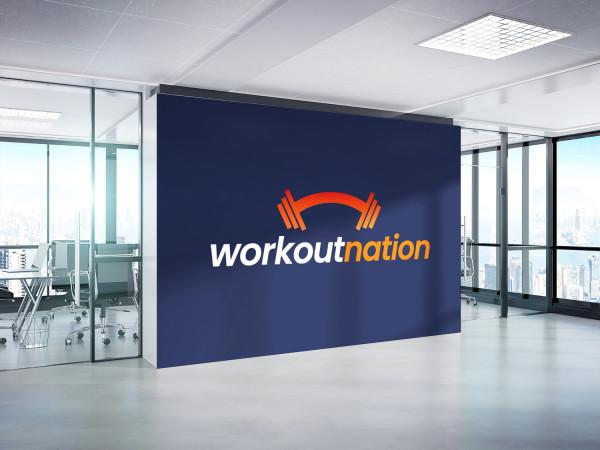 Sample branding #3 for Workoutnation