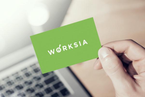 Sample branding #2 for Worksia