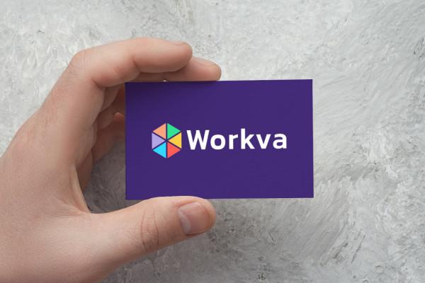 Sample branding #1 for Workva