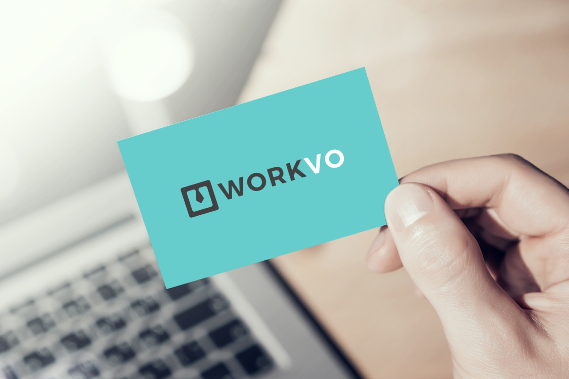 Sample branding #1 for Workvo