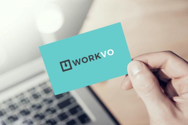Sample branding #2 for Workvo