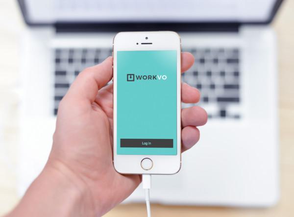 Sample branding #3 for Workvo