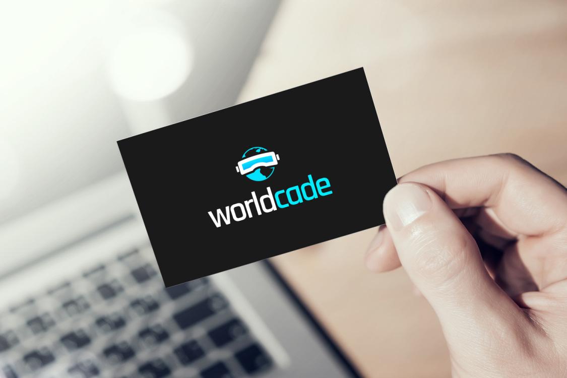 Sample branding #1 for Worldcade