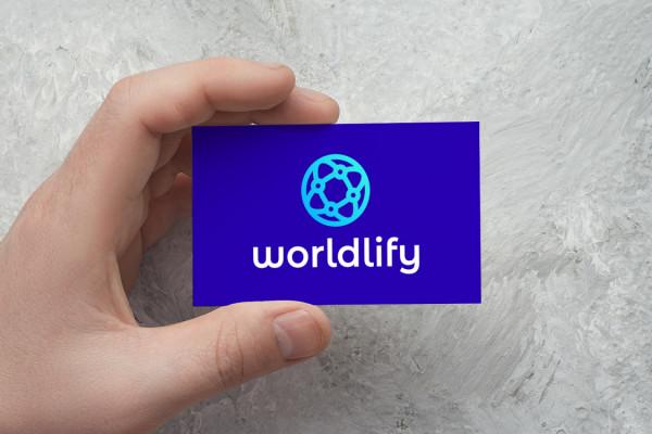 Sample branding #1 for Worldlify