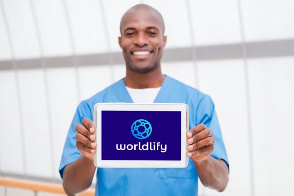 Sample branding #2 for Worldlify