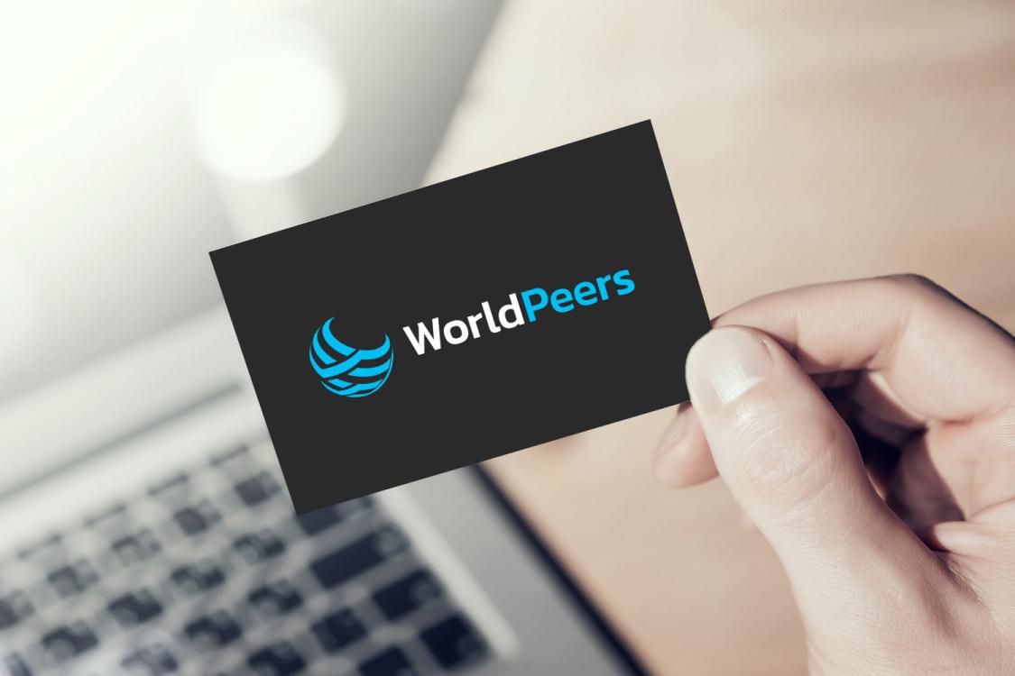 Sample branding #3 for Worldpeers