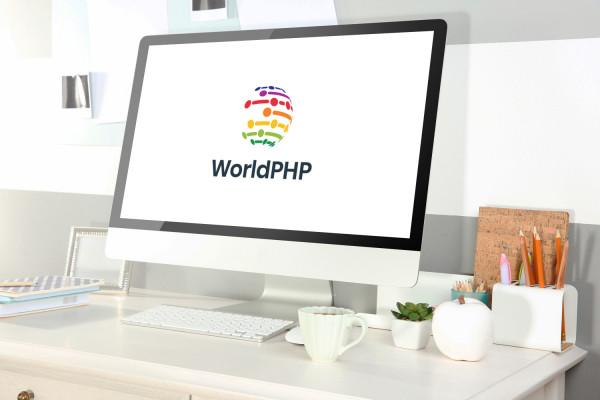 Sample branding #2 for Worldphp