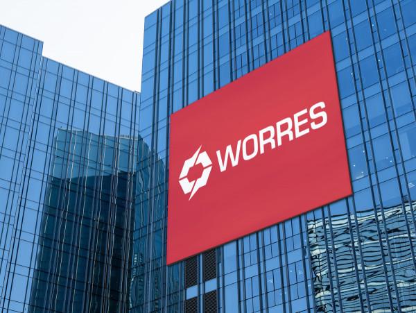 Sample branding #2 for Worres
