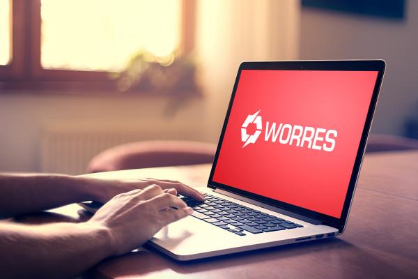 Sample branding #1 for Worres