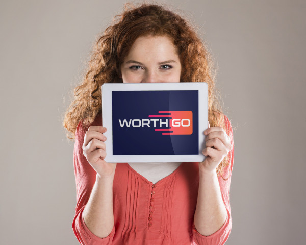 Sample branding #1 for Worthgo