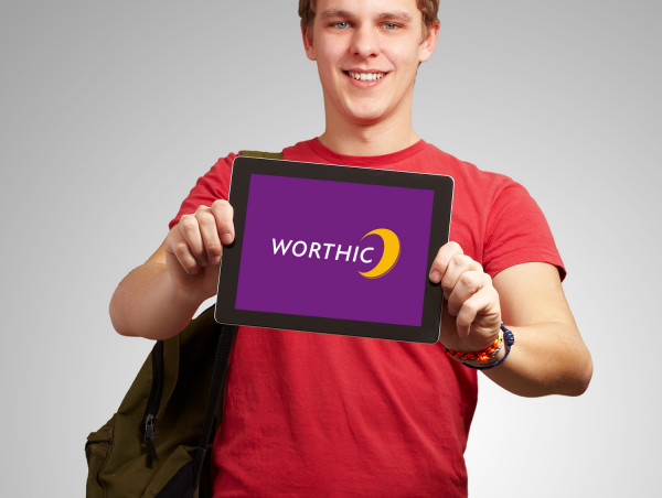 Sample branding #3 for Worthic