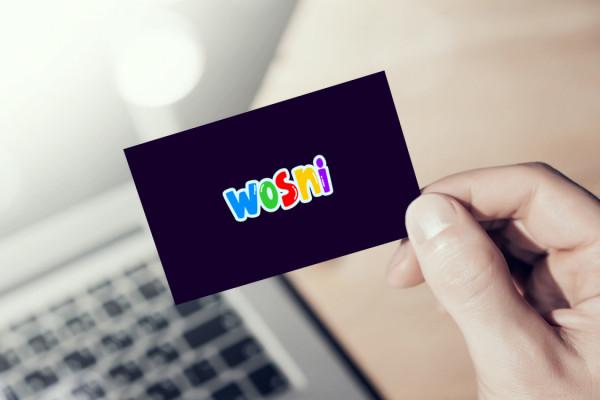 Sample branding #2 for Wosni