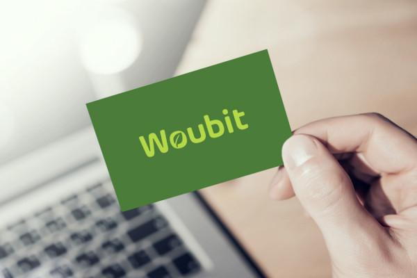 Sample branding #2 for Woubit