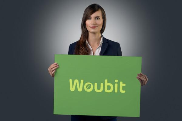 Sample branding #1 for Woubit