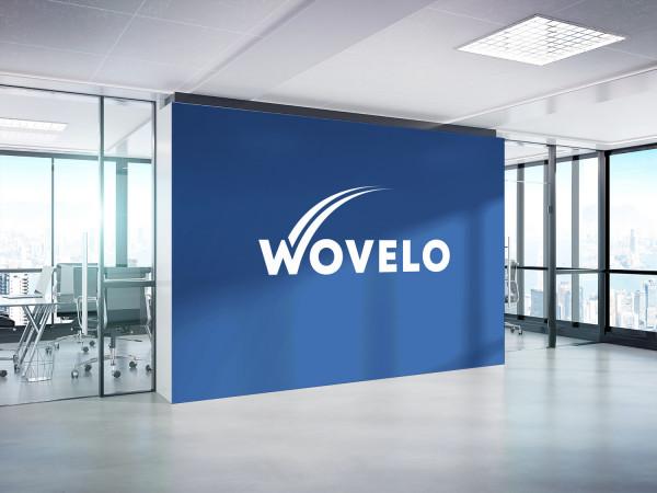 Sample branding #1 for Wovelo