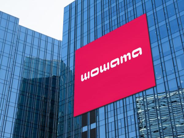 Sample branding #3 for Wowama