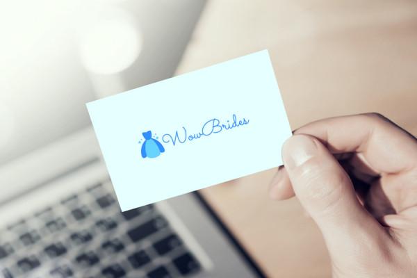 Sample branding #3 for Wowbrides