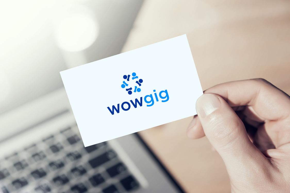 Sample branding #3 for Wowgig