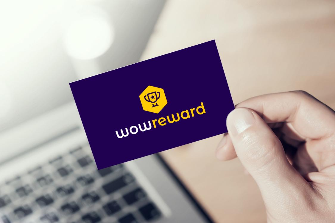 Sample branding #1 for Wowreward