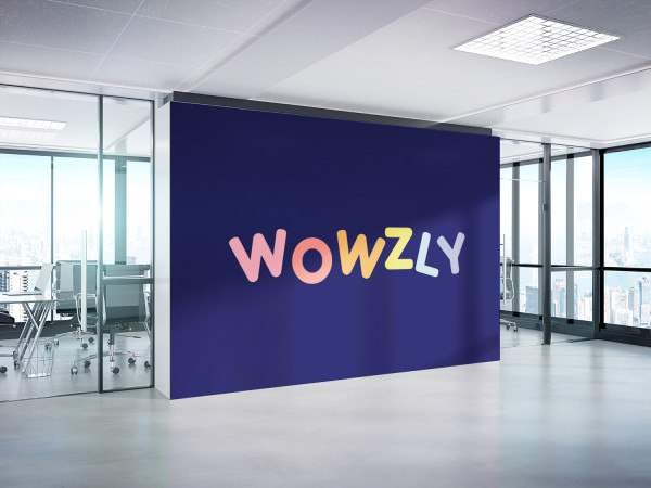 Sample branding #2 for Wowzly