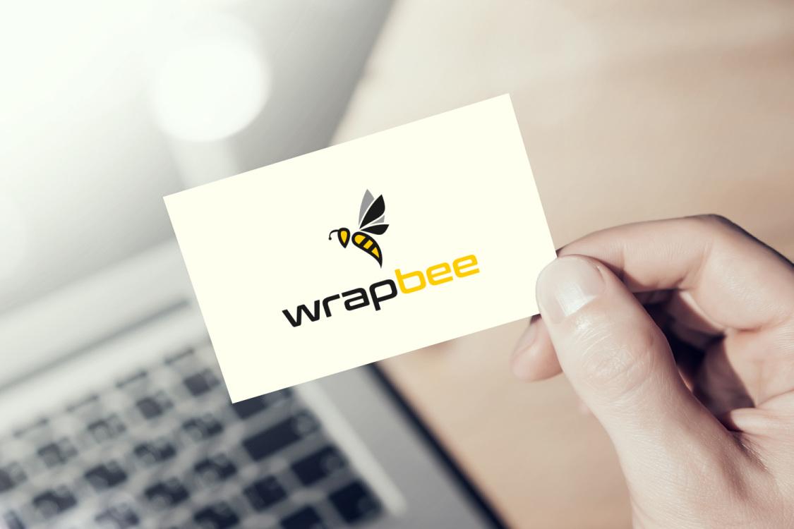 Sample branding #1 for Wrapbee