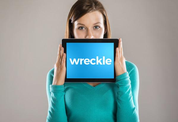 Sample branding #1 for Wreckle