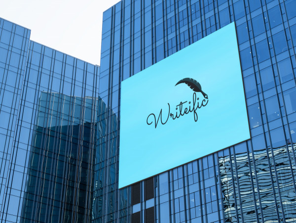 Sample branding #3 for Writeific