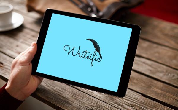 Sample branding #2 for Writeific