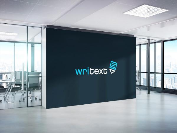 Sample branding #1 for Writext