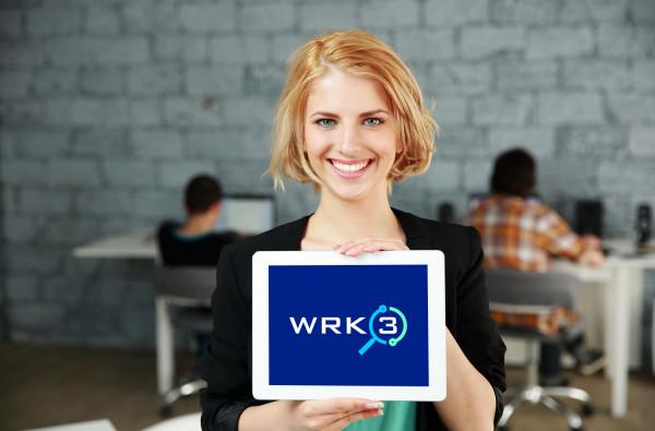 Sample branding #2 for Wrk3